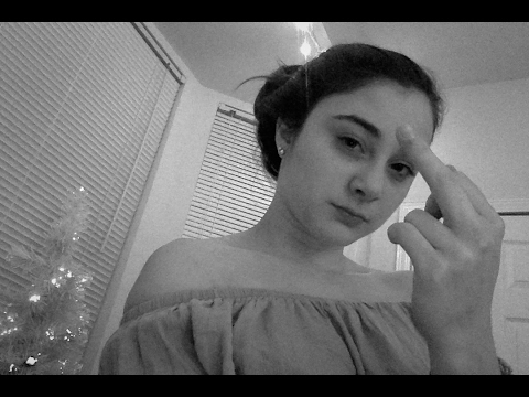 GIRL DISSES BULLIES ON TWITTER RAP!  (FREESTYLE)