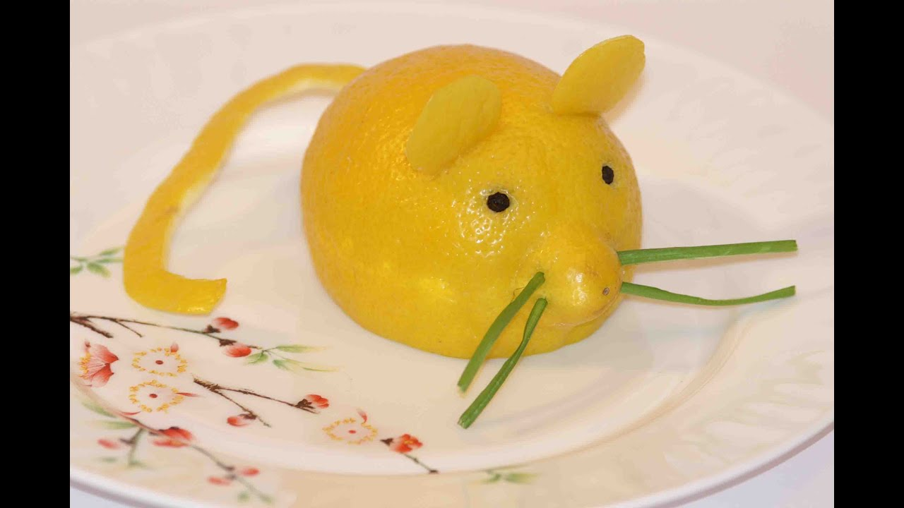Поделки из лимона своими 862