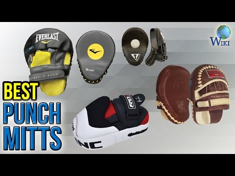 8 Best Punch Mitts 2017