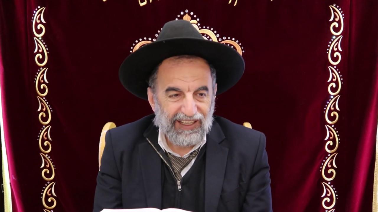 """הרב יהודה נקי שליט""""א הלכות ראש חודש"""