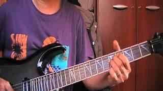 Runaway  Bon Jovi Guitar Cover