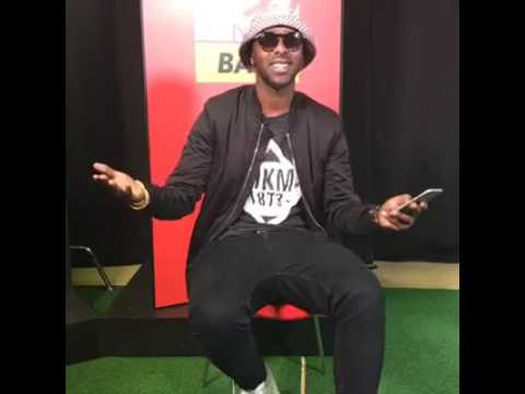 Eddy Kenzo  MTV - Answering Questions 2016.
