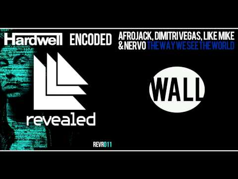 Afrojack vs Hardwell - The Way We See the...