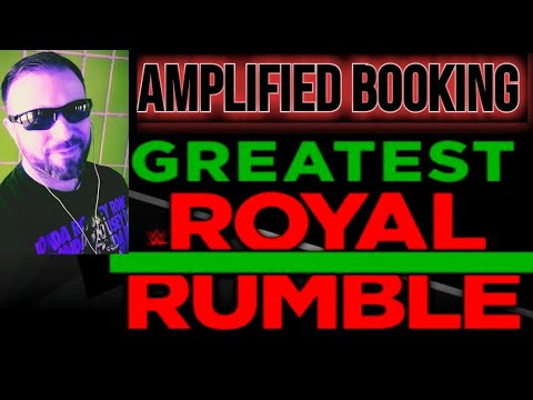 WWE Greatest Royal Rumble: AMPLIFIED BOOKING! Underdog Winners, New Champions & More!