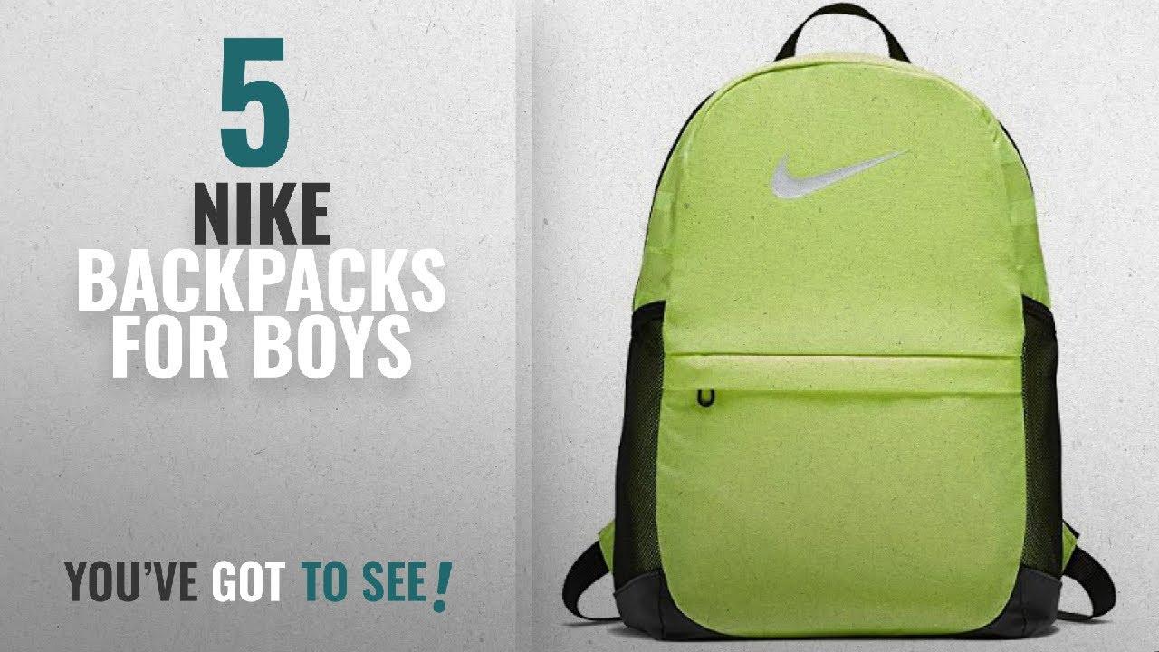 Nike Backpacks For Boys  2018 Best Sellers   Nike Brasilia (Medium ... 79172e4e8ad7a