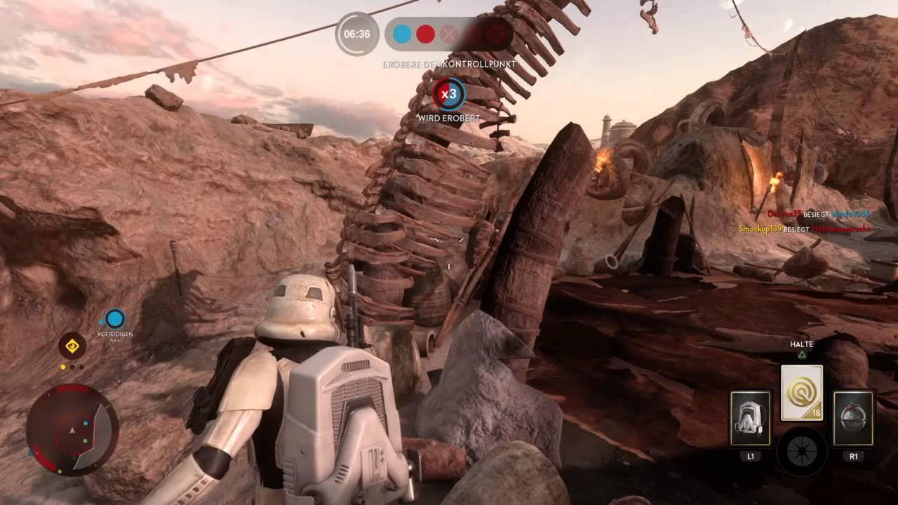 star wars battlefront spielen