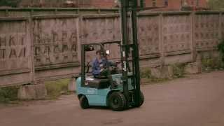 Погрузчик Baoli 1,5т. - бензиновый | СкладТехника(Купить погрузчик можно на сайте: http://skladtechnika.ru ▱▱▱▱▱▱▱▱▱▱▱▱▱▱▱▱ ☆ Кита..., 2013-08-21T13:36:52.000Z)