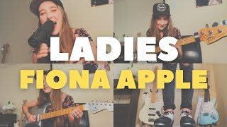 Ladies - Fiona Apple Tap Dance Cover - Heather Youmans