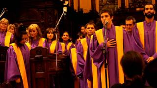 You Raise me up - Federico Garayar - Coro gospel de argentina -