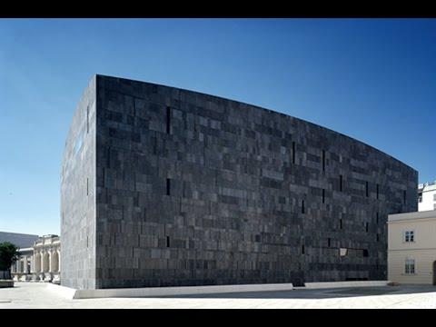 'architecture and sound' mumok vienna promo video
