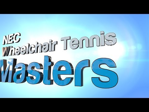NEC Wheelchair Tennis Masters 2017 - Day 4