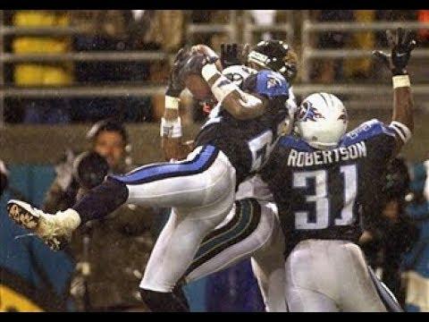 Titans Rewind: Tennessee Titans at Jacksonville Jaguars September 26th 1999