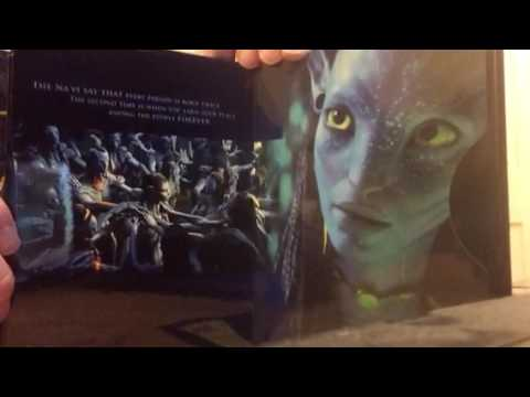 JAMES CAMERON'S  AVATAR BLU-RAY EXTENDED COLLECTORS EDITION 024543713692