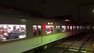 【代走】近鉄9820系EH27編成 急行橿原神宮前行き  丹波橋発車