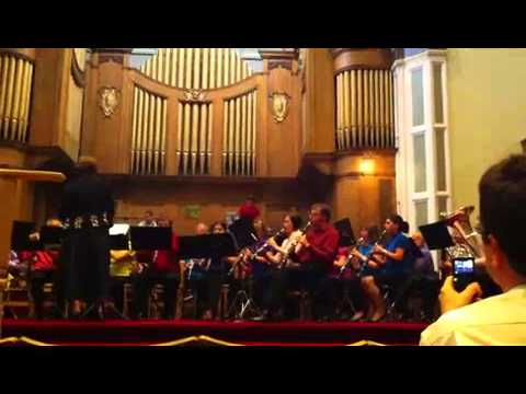 Dunedin Wind Band - Sound of Music