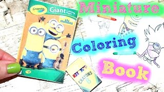 American Girl Doll Coloring Book Craft