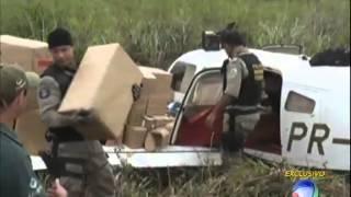 Exclusivo - siga caçada de contrabandistas que trazem mercadorias do Paraguai