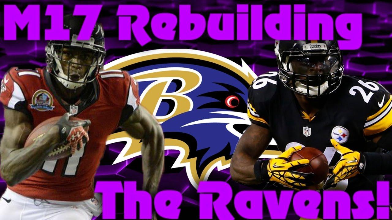 2b1730e822 Madden franchise rebuilding the baltimore ravens jpg 1280x720 Franchise  baltimore ravens madden 16