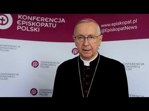 Przewodniczący Episkopatu do dziennikarzy: Życzę Wam zdrowia i wytrwałości w poszukiwaniu prawdy