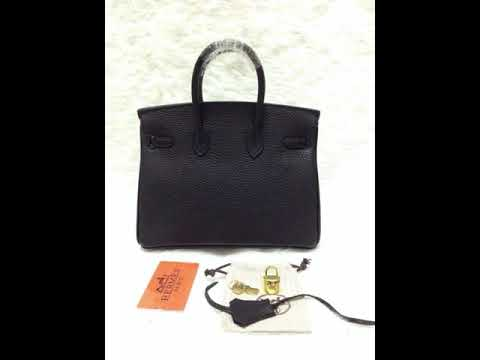 Hermes Birkin 25 Bag Black Togo For Sale at low price. worldwide shipping. 894fe2964a203