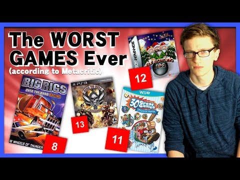The Worst Games