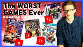 The Worst Games of All Time - Scott The Woz