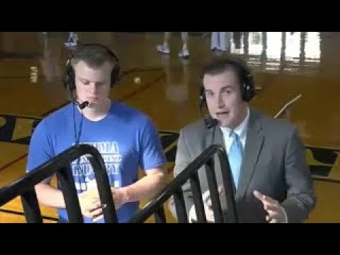 2017 John Kelly Jr  Basketball TV Demo