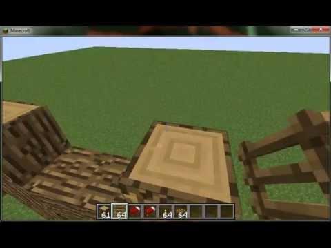 Come costruire un letto a castello in minecraft sp youtube - Costruire un letto a castello ...