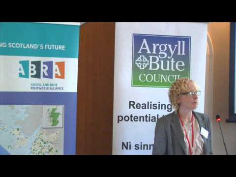 Argyll and Bute Perspective   Audrey Martin