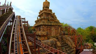 Indiana Jones Coaster Ride at Disneyland Paris