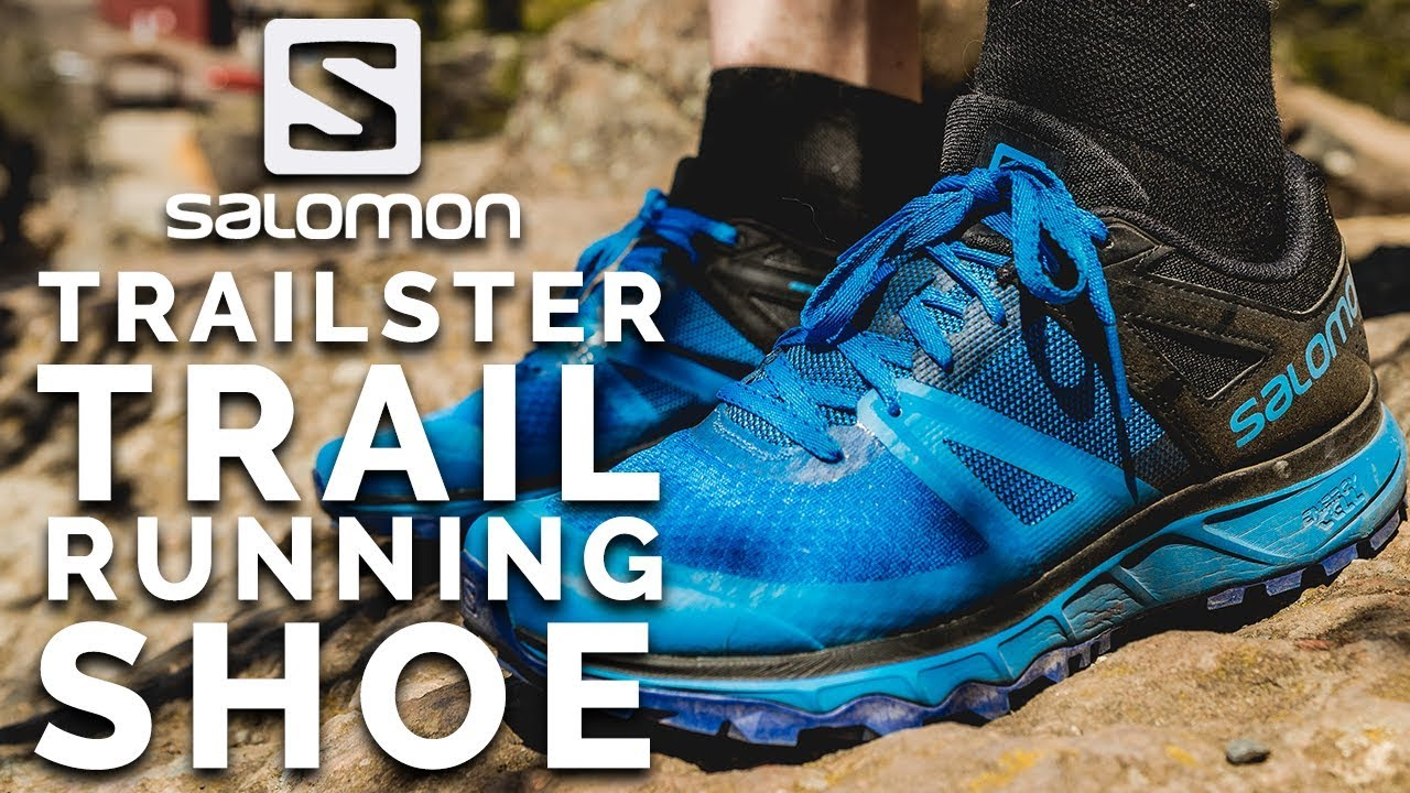 On Trail Review: Salomon Trailster Trail Running Shoe