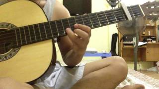 River Flows In You By Guitar solo