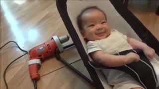 Automatic Rocking Machine For Baby