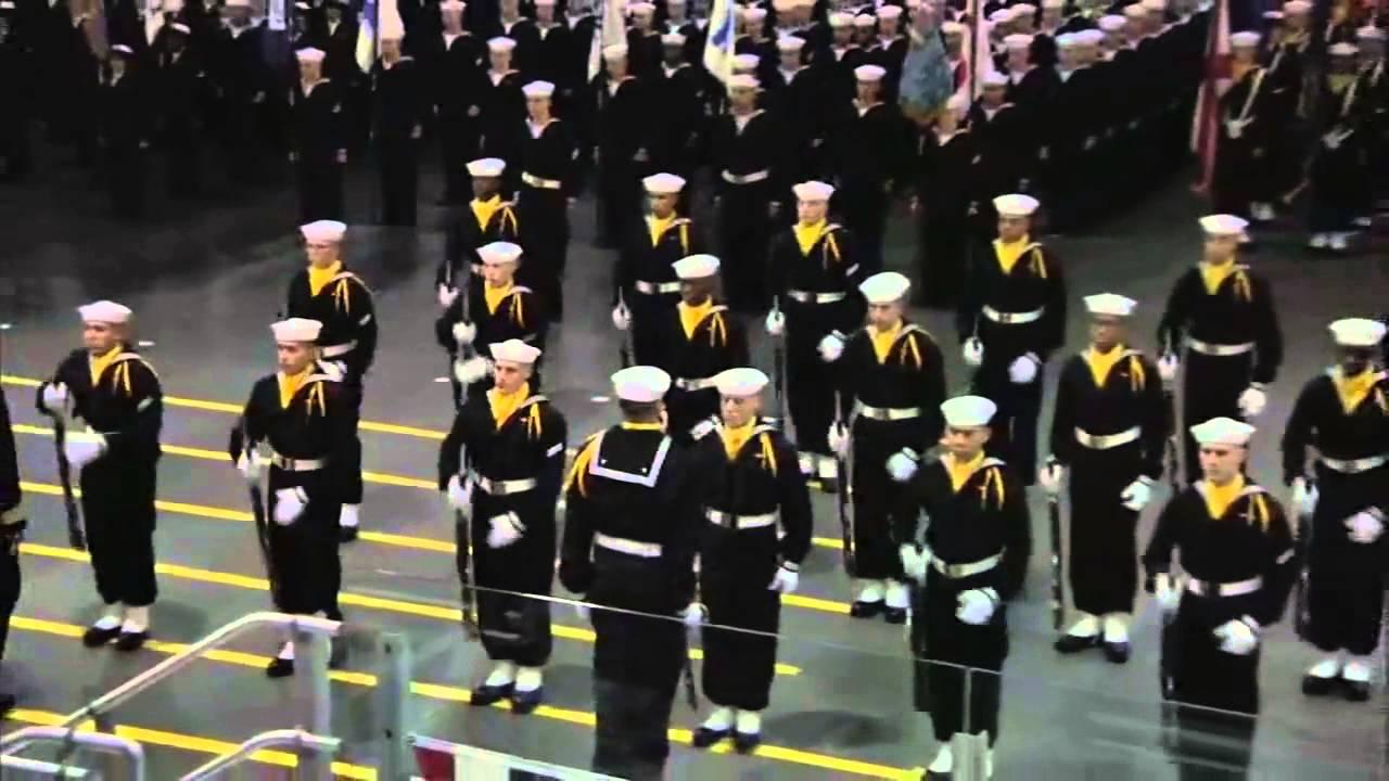 Navy Recruit Graduation: Oct. 31, 2014