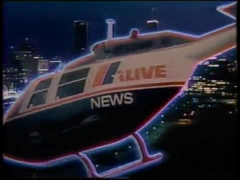 WXIA-TV 11-Alive News Open...September of 1983