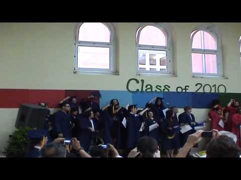 Nelson Mandela School Berlin - IB Graduation 2010