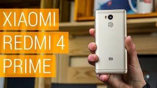 xiaomi Redmi 4 Prime - отличный наследник отличного бюджетника. Распаковка и краткий обзор Redmi 4