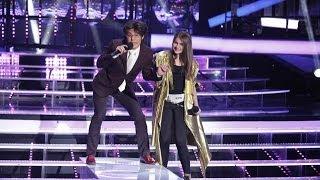 Один в Один! Дмитрий Бикбаев и Аня Бугакова - Аль Бано и Ромина Пауер (Felicita)