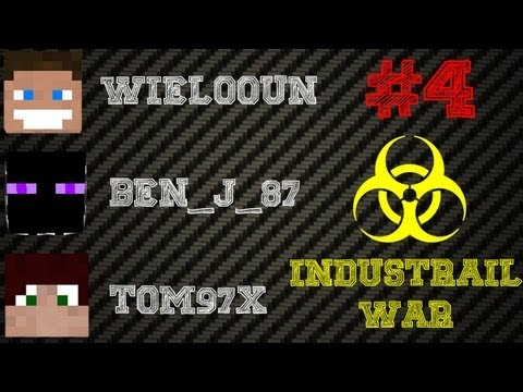 ☣ INDUSTRIAL WAR ☣ EPISODE.4 w/ Wielooun