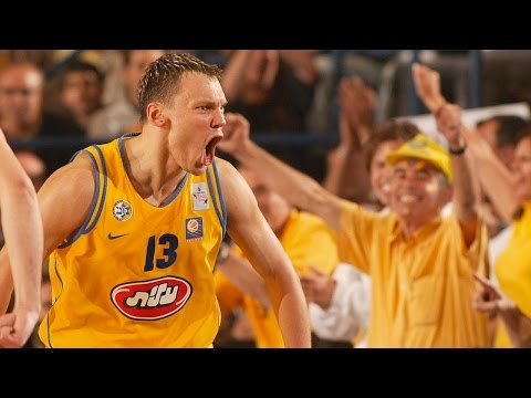 Sarunas Jasikevicius Top 10 Plays