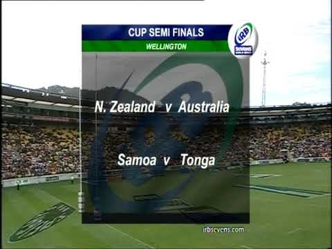 IRB Sevens official highlights show - Wellington 2008