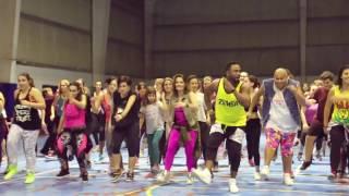 Vacaciones - Wisin *Zumba® fitness Choreo by: Tony Mosquera