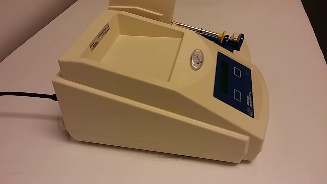 Advanced instruments model 3320 osmometer.