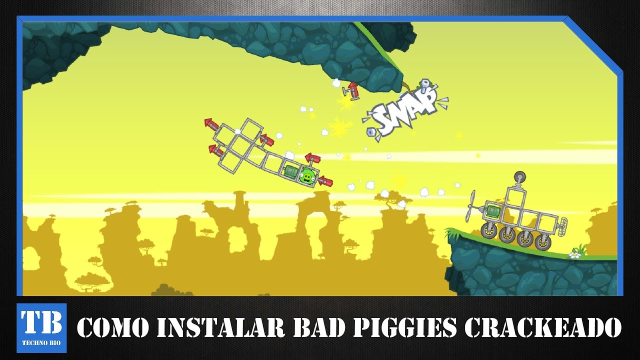 Angry Birds Bad Piggies PC Version Include Patch Full