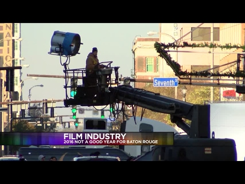 Lights, Cameras but No Action for Baton Rouge Film Industry