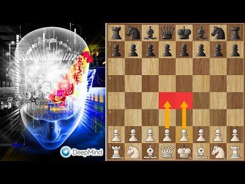 Google Deep Mind AI Alpha Zero Refutes 1.e4