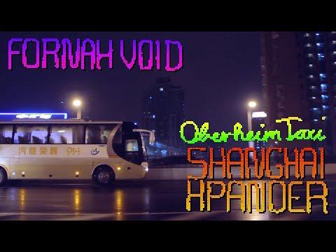 Oberheim Taxi Shanghai Xpander