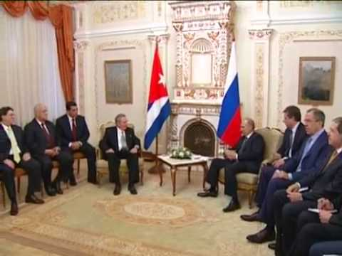cuba and russia relationship with chechnya