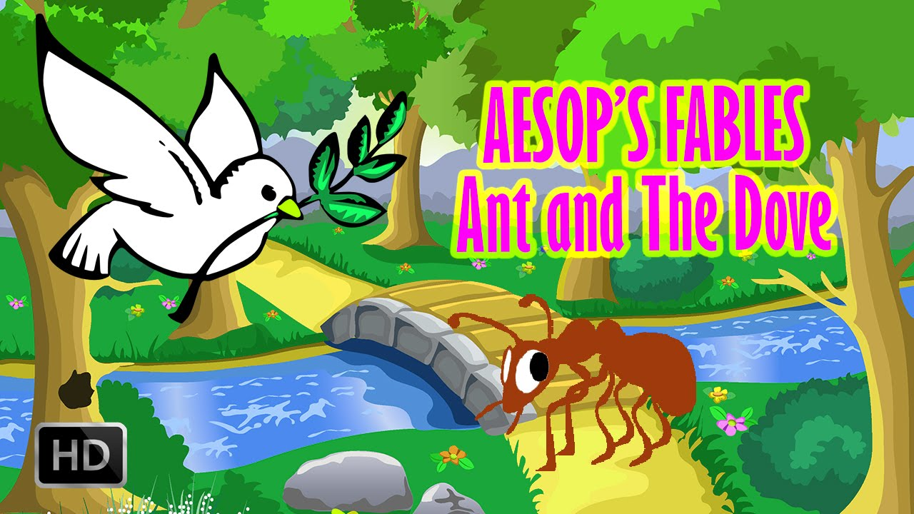 THE DOVE AND THE ANT PDF DOWNLOAD
