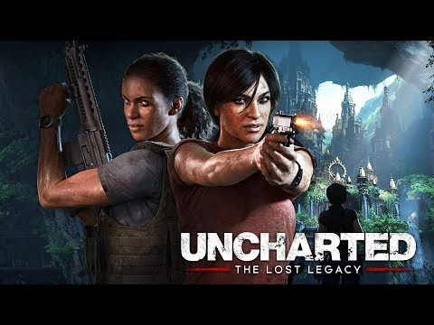 SECRET LOST CITY!! (Uncharted: The Lost Legacy, Part 4)
